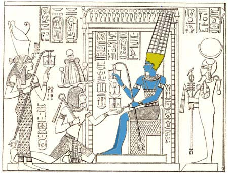 a brief summary and an introduction to the egyptian deities Egyptian myth: a very short introduction explores the cultural and historical background behind a wide variety of sources and objects on egyptian mythology, from cleopatra's needle and.