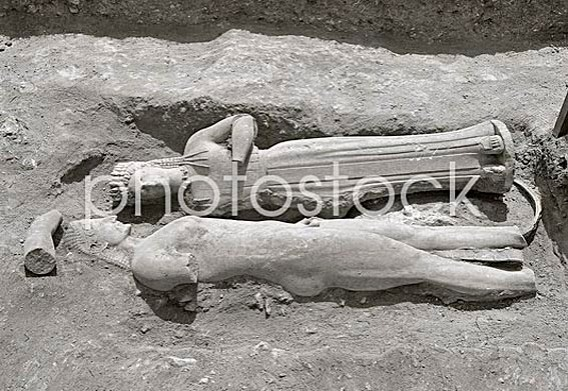 AAA14032-FRASIKLEIA AND KOUROS-MERENTA EXCAVATIONS