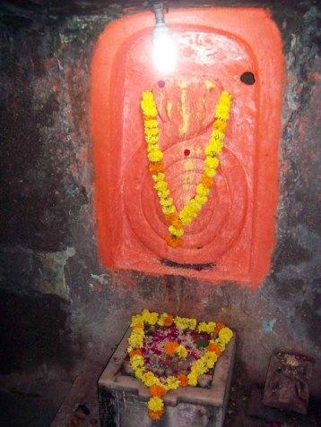 Balaram's Cave Place Where lord Balaram left his Body, Gujarat, India