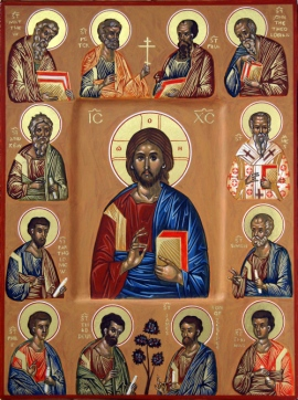 The 12 Apostles of Jesus Christ All Recognized Jesus as God