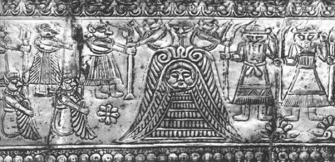 Persian Zurvan Eternity